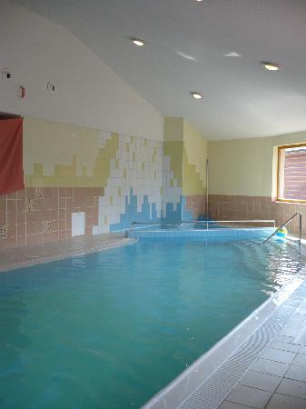 Sojka resort: ZWEMBAD