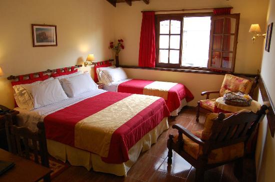 Hotel Sirenuse: Habitación Superior