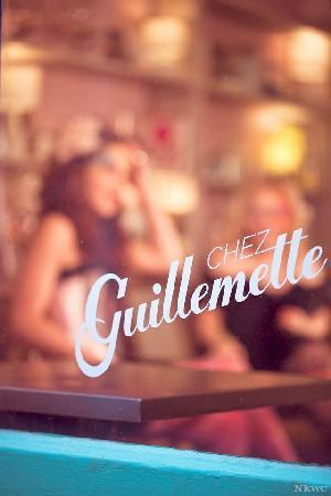 Chez Guillemette: Devanture