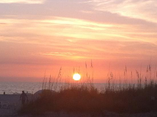 Clearwater Beach: sunset- amazing