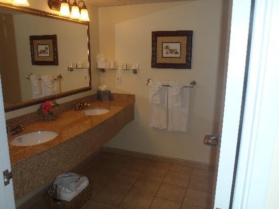 Hotel Rehoboth: bathroom