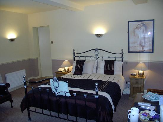 The Dodington Lodge: Our Deluxe Double Room 1