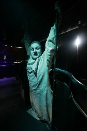 The Gravedigger Bus Tour : Haunted Tours Dublin