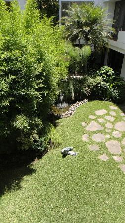 La Inmaculada Hotel : View from Arabica room balcony