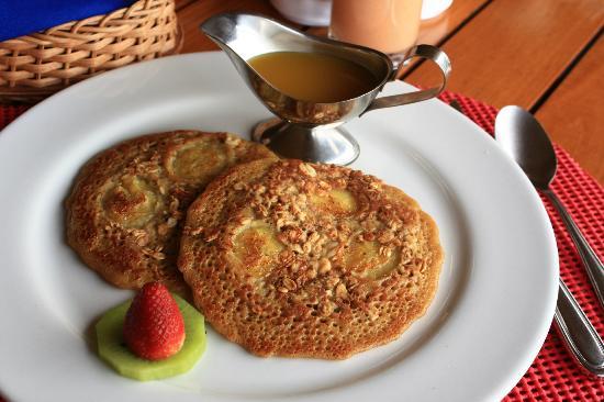 Xandari Resort & Spa: Xandari pancakes