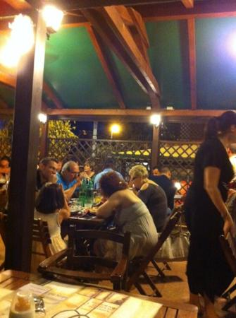 La Taverna del Bracho: il giardino