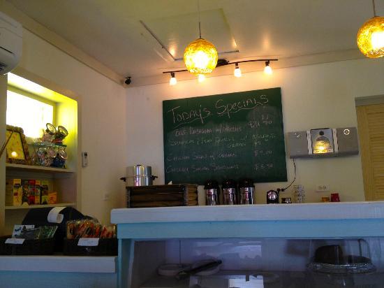 da Perk Coffee Shop: Daily Specials