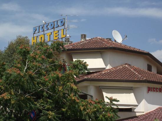Piccolo Hotel: vista hotel