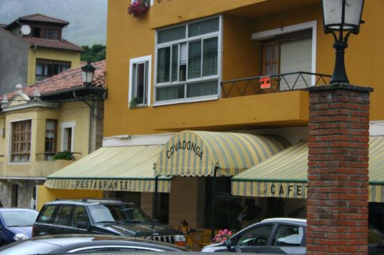 Restaurante Covadonga - Panes Asturias
