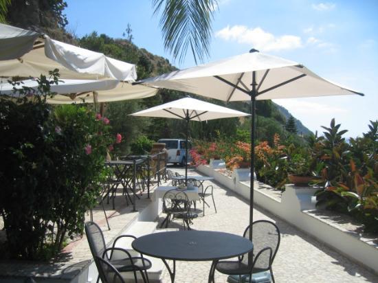 Hotel Villa Enrica - Country Resort: Terrazza della colazione