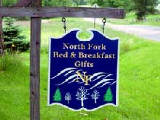North Fork Bed & Breakfast: North Fork Bed and Breakfast