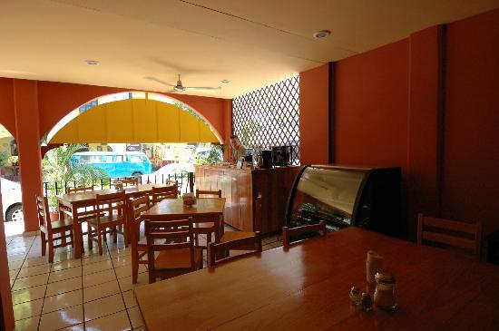 West Park Cafè : West Park Café