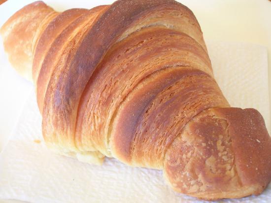 West Park Cafè : Croissant