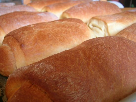 West Park Cafè : Brioches