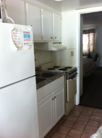 Ambassador -  A Family Resort on the Gulf: small kitchen