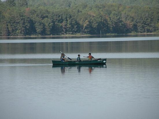 Rental Canoes At Lake Claiborne State Park