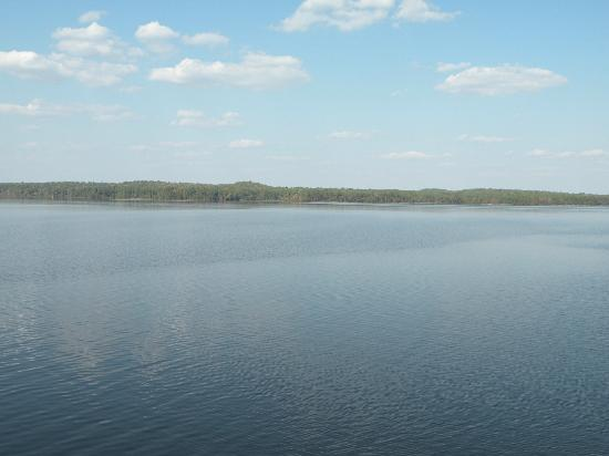 Lake Claiborne State Park: Great lake for skiing, boating