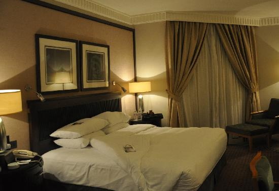 InterContinental Hotel Jeddah : A standard room