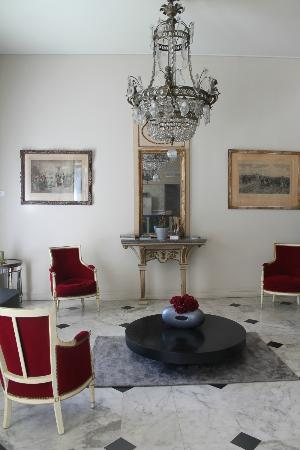 Hotel Imperial: Lobby