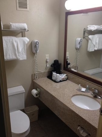 Best Western Dutch Valley Inn: bathroom
