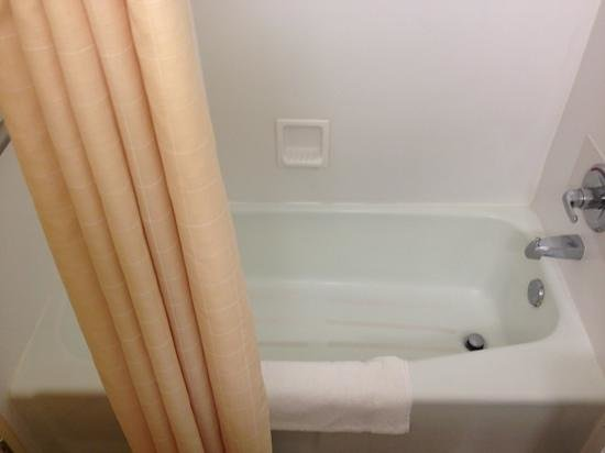 BEST WESTERN Dutch Valley Inn: bathtub