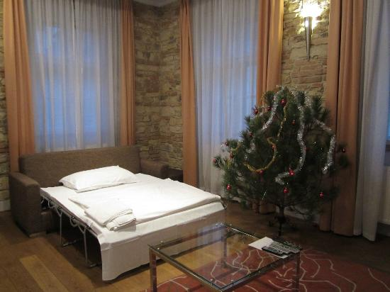 Residence Rybna - Prague City Apartments: 3 pp in One-Bedroom Apt 21