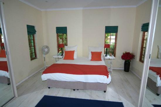 Kleinbosch Lodge: Eines von zwei Schlafzimmern