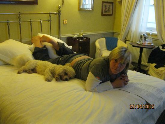 Empire Hotel Llandudno: The Room