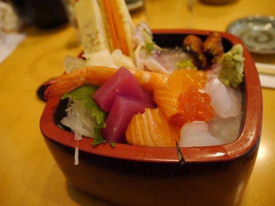 Shimizu Sushi Restaurant: Chirashi