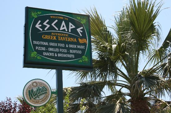 Escape Restaurant