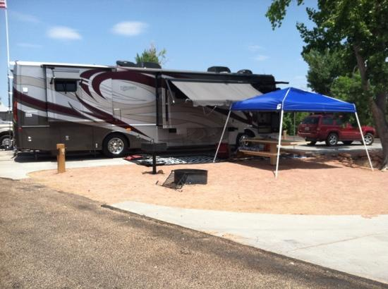 Wahweap RV & Campground: wahweap campground