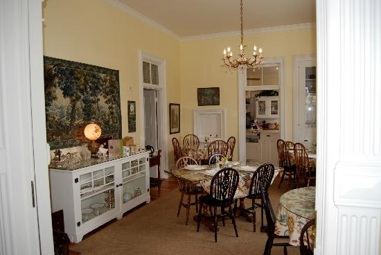 McCall House: Dining Room