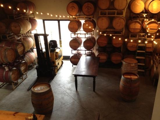Carruth Cellars Urban Winery & Tasting Room