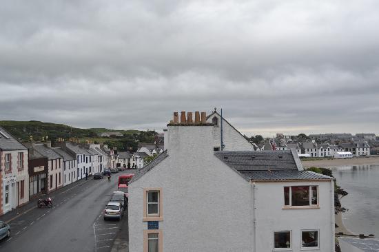 The Islay Hotel: Port Ellen view