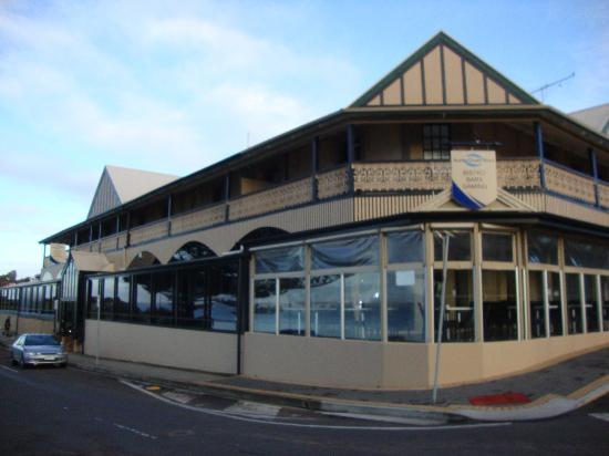 Aurora Ozone Hotel: l'albergo con il ristorante