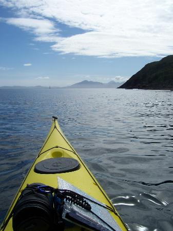 Mountain and Sea Guides - Day Tours: Inner Sound Trip