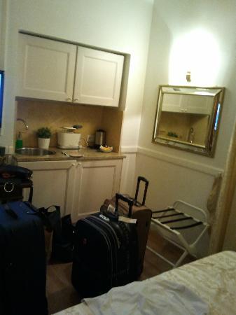 InternoRoma: dormitorio