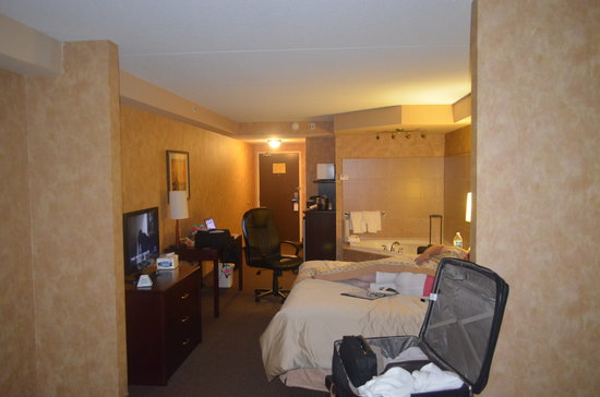 BEST WESTERN PLUS Muskoka Inn: room