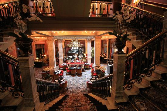 Hotel Des Indes, a Luxury Collection Hotel : LOUNGE