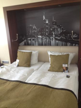 Favored Hotel Scala: 2 twin beds