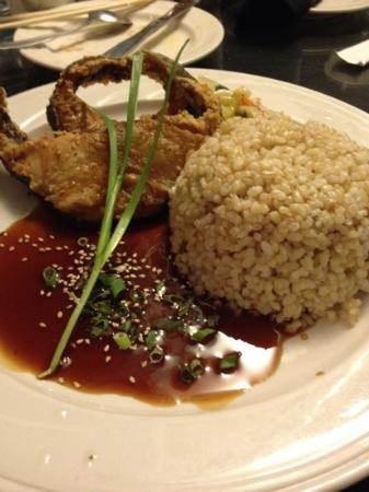 Seaside Restaurant : butterfish