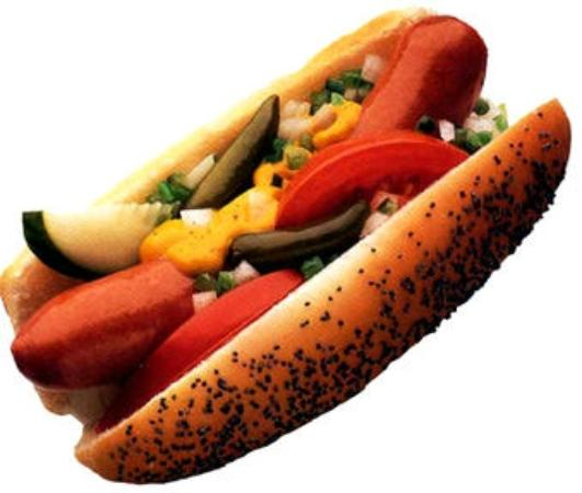 Tom and Jerry's: All Beef Red Hot Chicago Dogs
