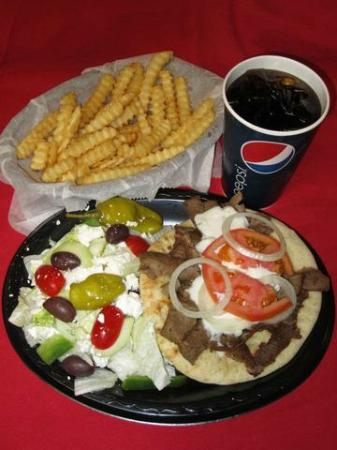 Tom and Jerry's: Gyro Plate