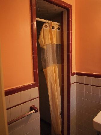 Royal Inn Motel: Shower