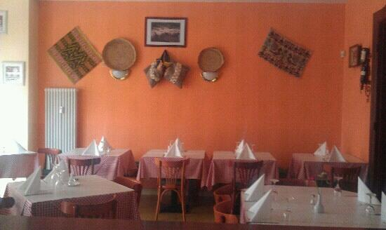 Photo of Italian Restaurant Trattoria Terra Sarda at Stahlheimer Str. 30, Berlin 10439, Germany