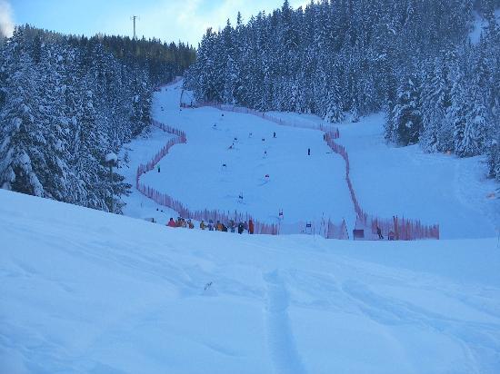 Panorama Mountain : Canada Cup Races