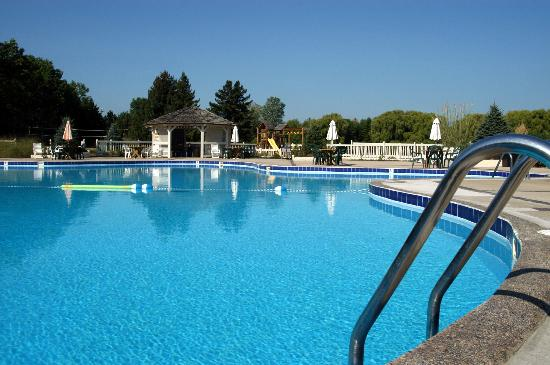 Olympia Resort Hotel Spa Conference Center Outdoor Pool