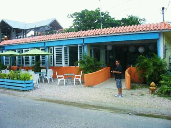 Amapola Inn , a charming little hotel in Esperanza.
