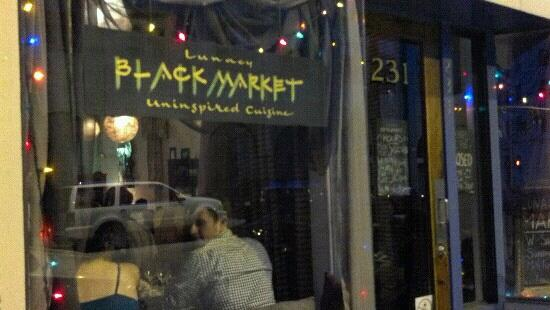 fries & stuff - Picture of Lunacy Black Market, Atlanta - TripAdvisor