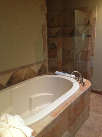 The Inn at Entrada: Studio Casita - Tub/Shower